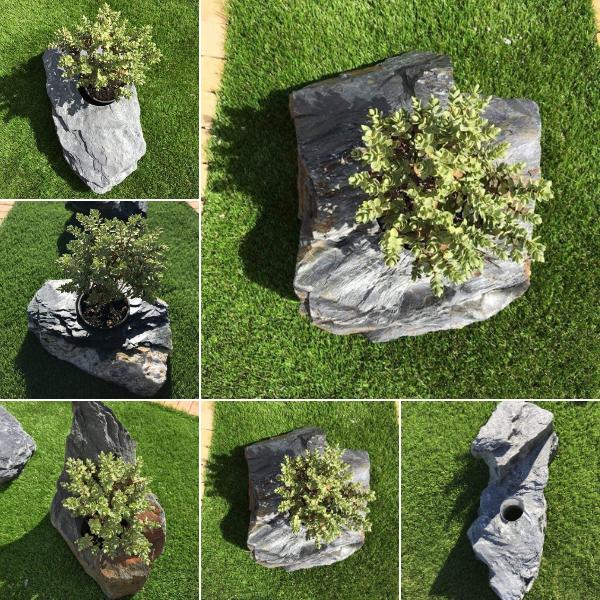 ✅Kamień dekoracyjny wiercony Ogrodowy ✅-Stonesgarden.pl®✅