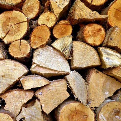 drewno suche mieszane