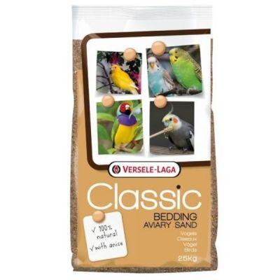 VL-Aviary Classic Bedding Sand 25kg - Piasek z Gritem dla Ptaków