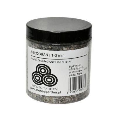 ✅ Słoik Kruszywo Secogran 1-3 mm - stonesgarden.pl ®