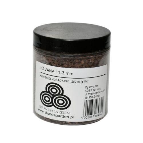 ✅ Słoik Kruszywo Havana 1-3 mm  - stonesgarden.pl ®
