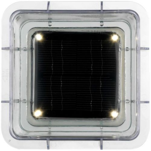 ❤️Lampa Solarna Photovoltaic PV B 1111/6 CLEARVIEW (4LEDY)❤️- StonesGarden.pl