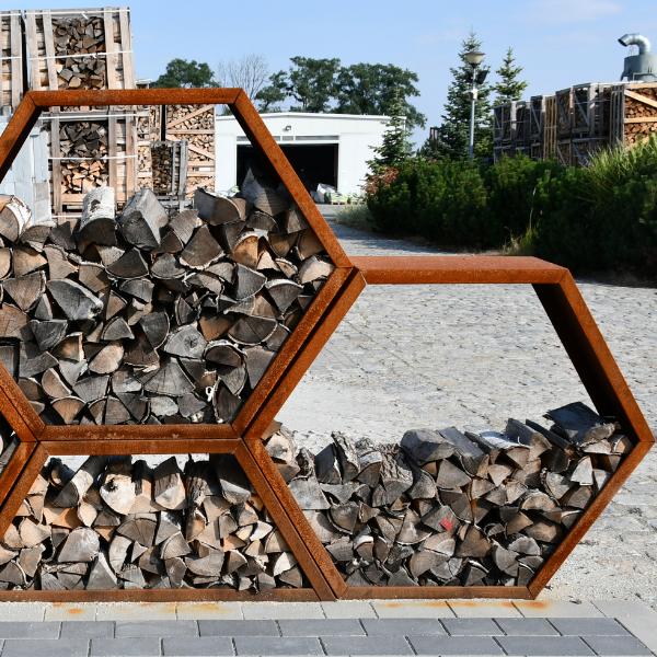 ✅ Regał Modułowy Trapez - stonesgraden.pl®