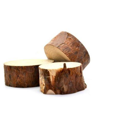 ✅Talarki Drewniane Dekoracyjne ø4-15 cm 1 KG-Stonesgarden.pl®