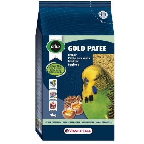 ✅VL-Orlux Gold Patee Small Parakeets 1kg - Pokarm Jajeczny Mokry Dla Papużek Falistych -Stonesgarden.pl®