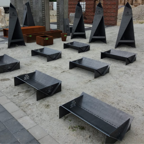 ✅ Palenisko Ogrodowe Victory - stonesgraden.pl®
