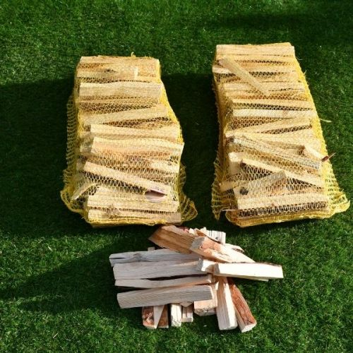 Suche Drewno Rozpałkowe Worek 2,5 KG