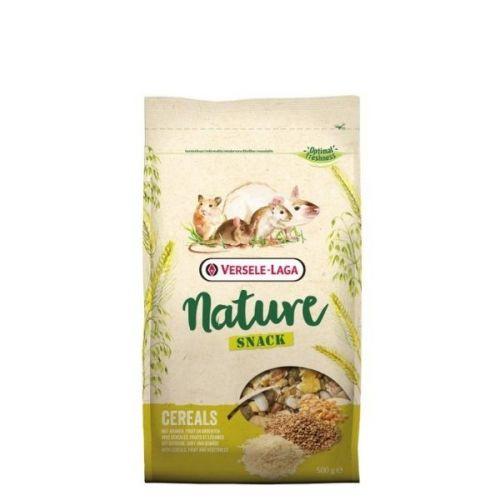 ✅VL-Snack Nature Cereals 500g - Prażone Zboża, Owoce I Warzywa Dla Gryzoni I Królików- Stonesgarden.pl®