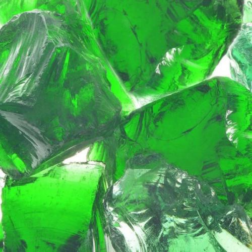 Szkło Vetro Zielone Grys 70-120 mm