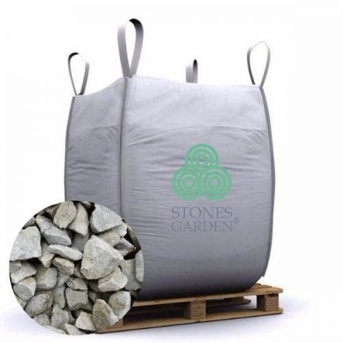 ❤️Kamień Cristal White Grys 32-63 mm- StonesGarden.pl ®