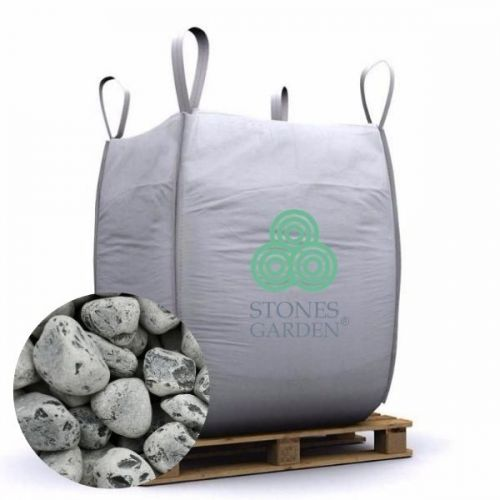 ❤️Kamień Nero Ebano Otoczak 40-60 mm- StonesGarden.pl ®