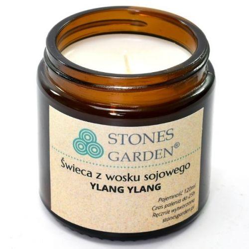 Świeca Sojowa Ylang Ylang