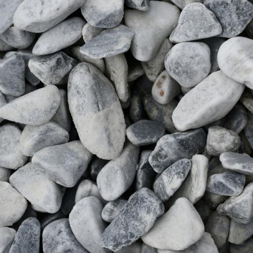 Kamień Ice Blue Otoczak 25-40mm