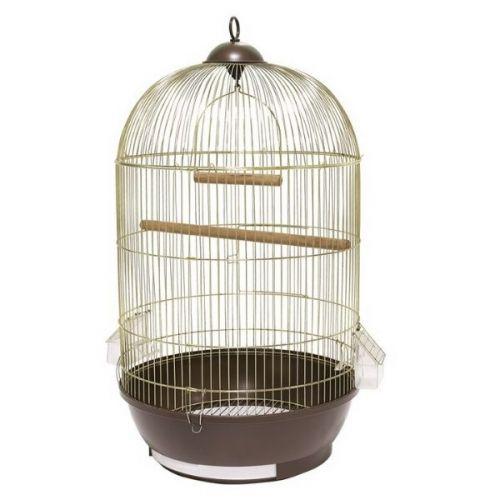 Klatka dla ptaków 40x40x70cm