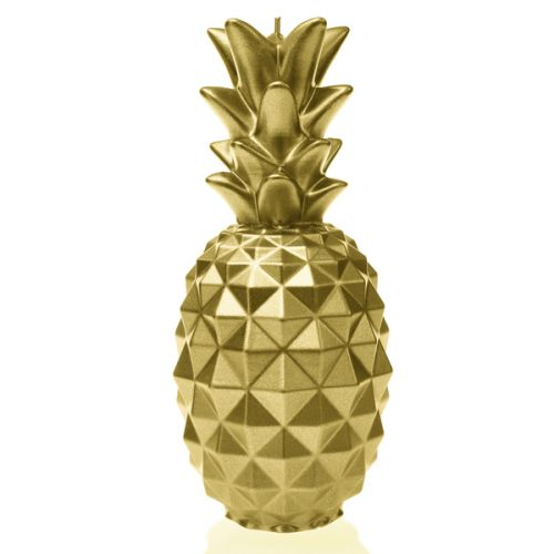 Świeca Dekoracyjna Ananas
