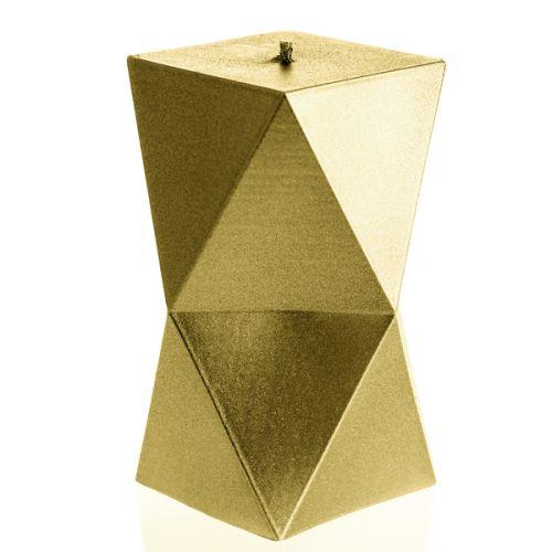 Świeca Dekoracyjna Geometryczna Bryła