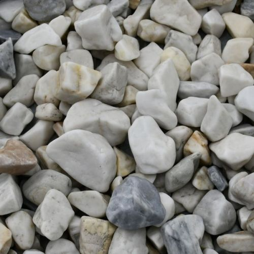 Kamień Biała Marianna Otoczak 16-30 mm
