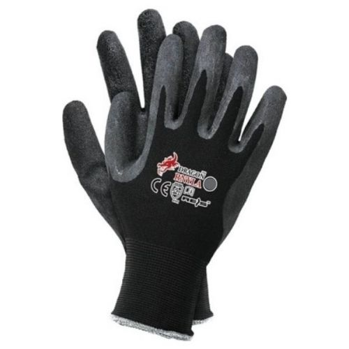 Rękawice Robocze Powlekane Lateksem RNYLA B