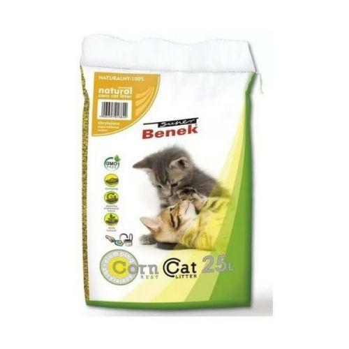 Żwirek Super Benek Corn Cat Naturalny