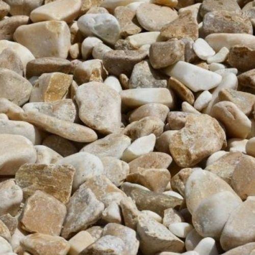 Kamień Giallo Siena Otoczak 15-25 mm