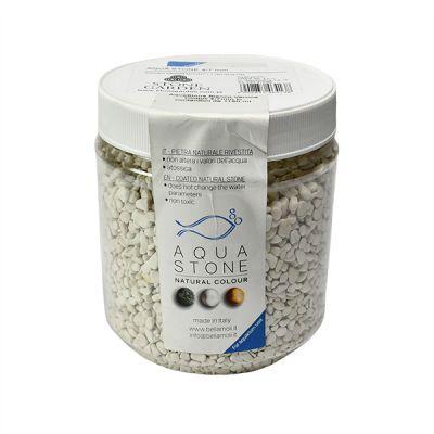 Kamień Aqua Stone 4-7 mm Bianco Verona 1150 ml