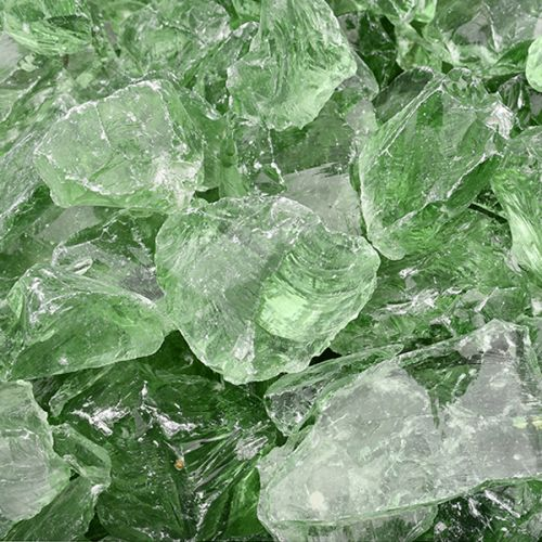 Szkło Light Green Grys 80-120 mm