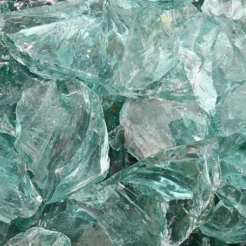 Szkło Vetro Azurro Grys 70-120 mm