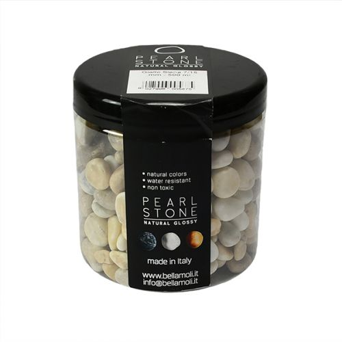 Kamień Pearl Stone 7-15 mm Giallo Siena 500 ml