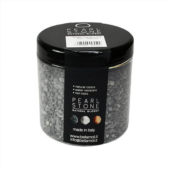 Kamień Pearl Stone 2-4 mm Grigio Carnico 500 ml
