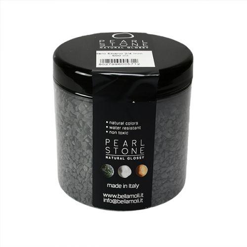 Kamień Pearl Stone 2-4 mm Nero Ebano 500 ml