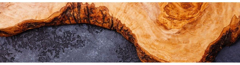 Betonowe drewno ogrodowe - StonesGarden